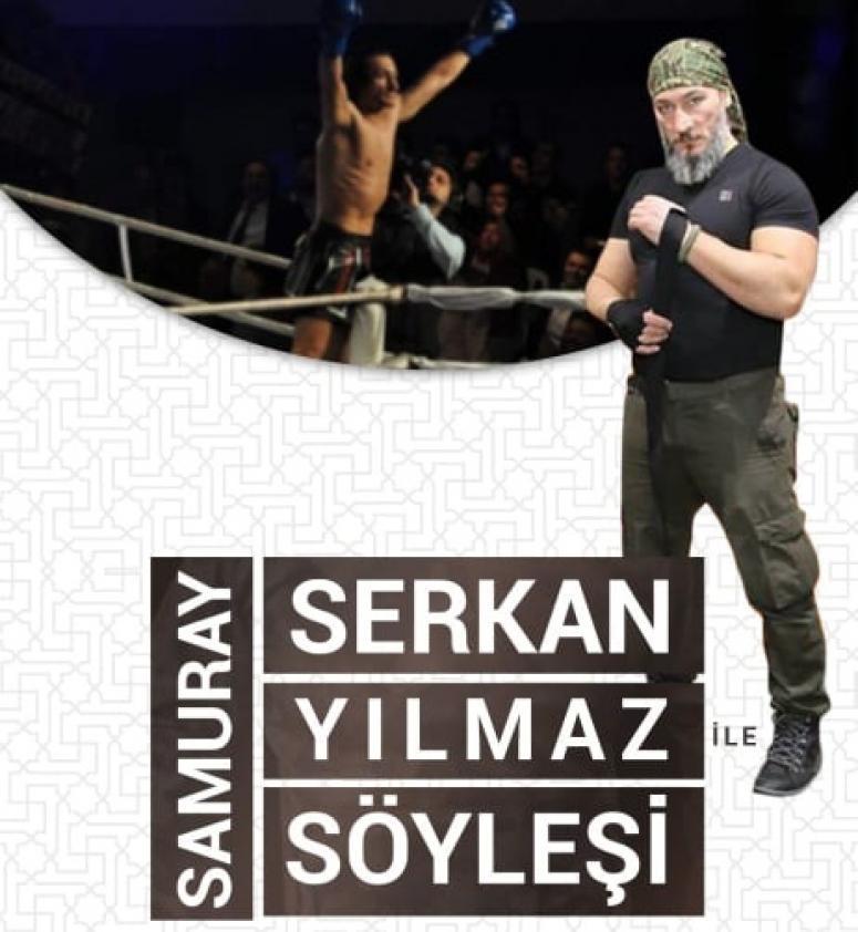 6 kez Dünya Kick Boks Şampiyonu Serkan Yılmaz, Silivri'ye geliyor