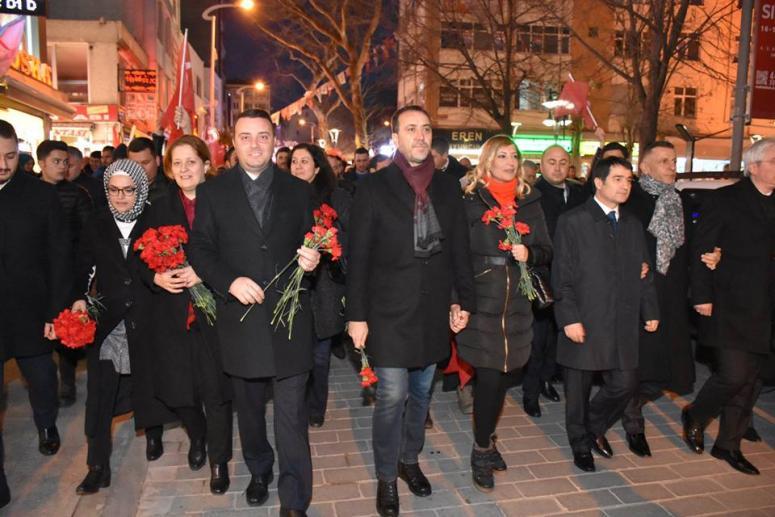 Bozoğlu: Silivri'yi gönül belediyeciliğine kavuşturacağız