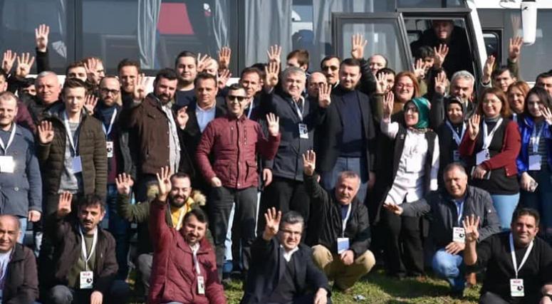AK Partililer, Sandık Başkanları Buluşmasına katıldı
