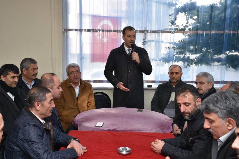 Cumhur İttifakı, Nevşehirlilerle bir araya geldi
