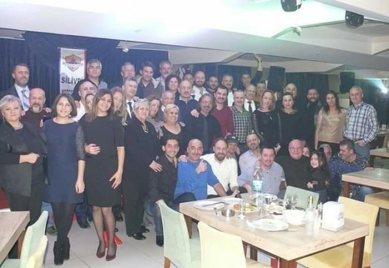 Silivri Motosiklet Kulübü yeni yaşını kutladı