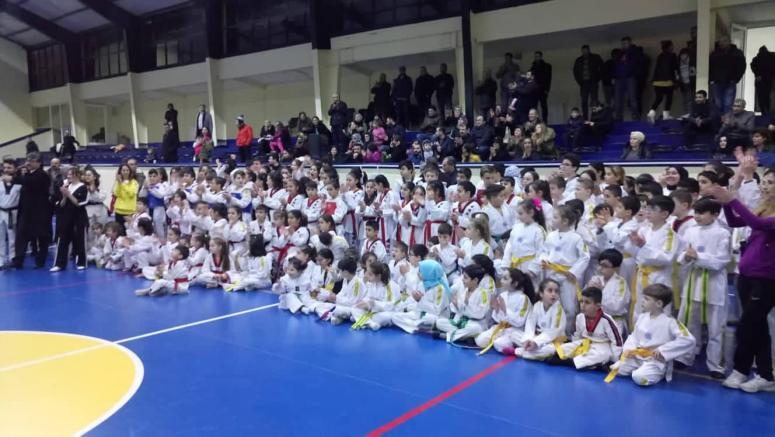 Silivri Taekwondo Kulübü'nde kuşak heyecanı!