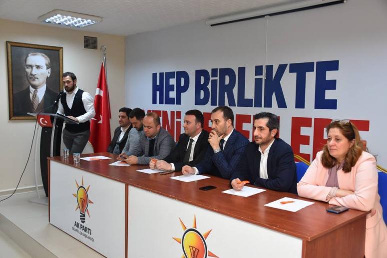 Meclis Üyesi Adayları ile tanışma toplantısı düzenlendi
