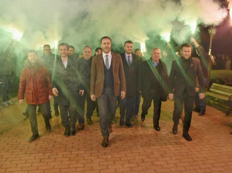 Yılmaz Değirmenköy'de konuştu: Bizlere fırsat verin
