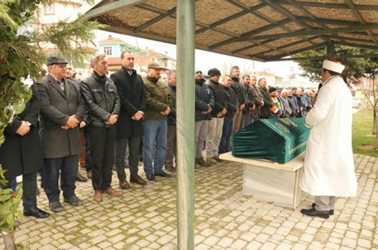 Ali Osman Çakır'a son görev