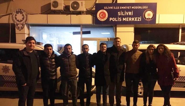 'Biz CHP'li gençleri sindirmeye ve yıldırmaya gücünüz yetmeyecek!'