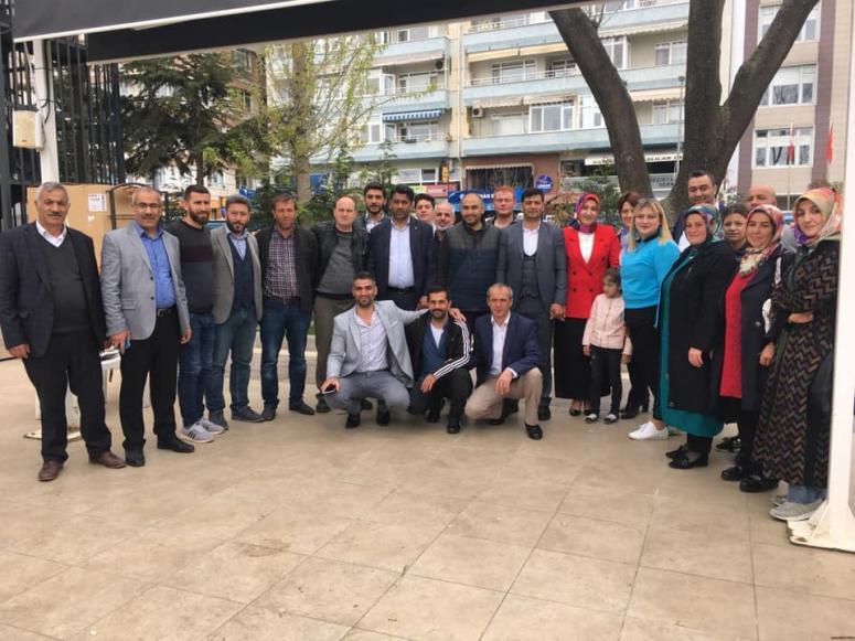 Karakan'dan, teşekkür kahvaltısı