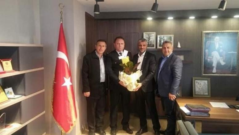Aksu'dan Polis Teşkilatına kutlama mesajı