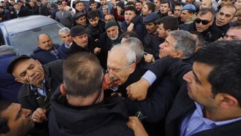 Alevi örgütlerinden Kılıçdaroğlu'na saldırıya kınama!