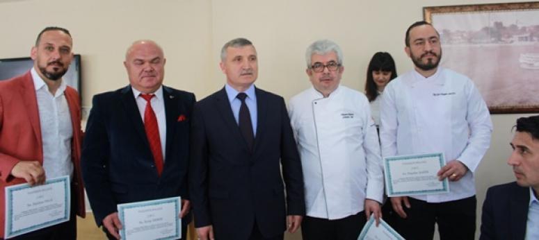 Silivri Lezzetleri Yaşatılıyor yarışması yapıldı