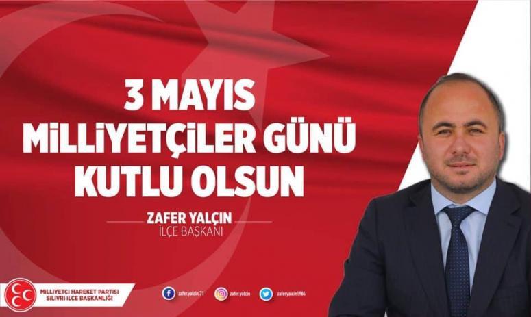 Yalçın: 'Türkiye Cumhuriyeti Devleti Bölünmez Bir Bütündür'