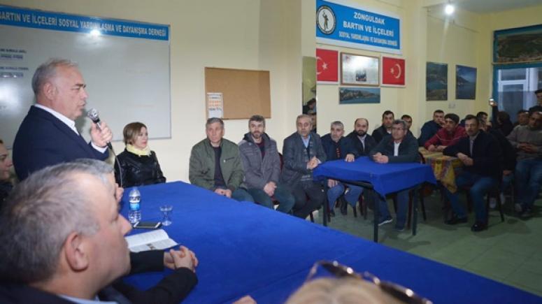 Değirmenci: Silivri'ye DSP bayrağı dikilecek!