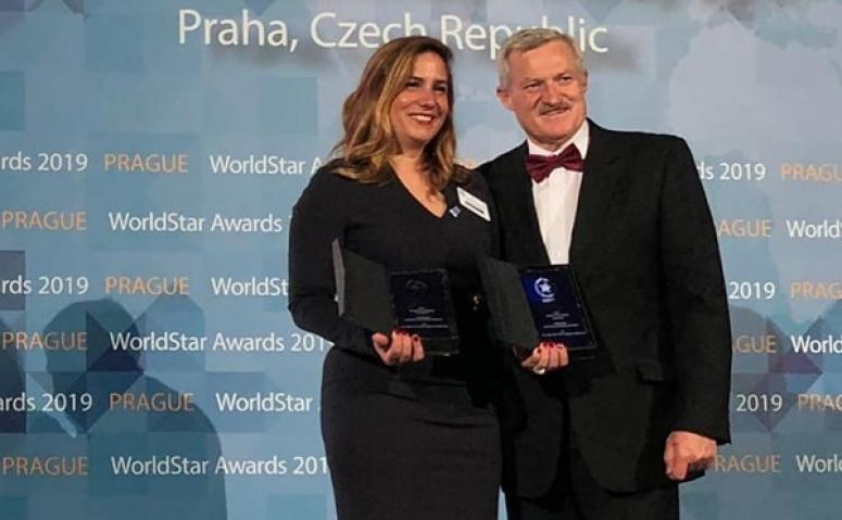 Sarten'e bir WorldStar ödülü daha!