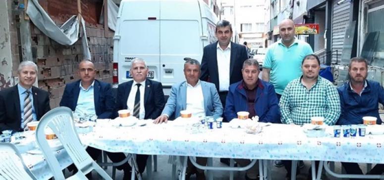 Öz Zonguldaklılar iftar verdi