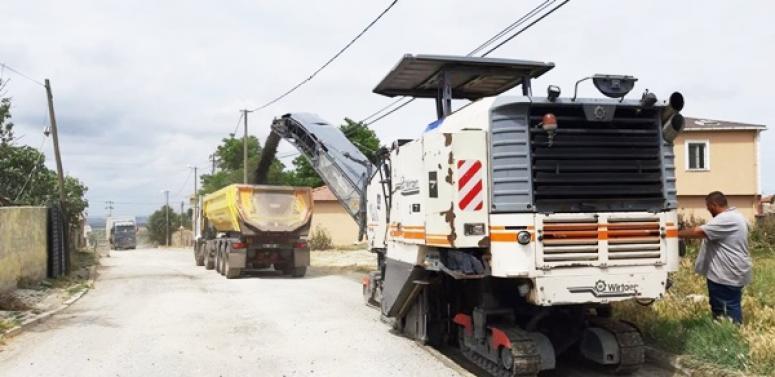 Gazitepe'de altyapı sonrası üstyapı seferberliği