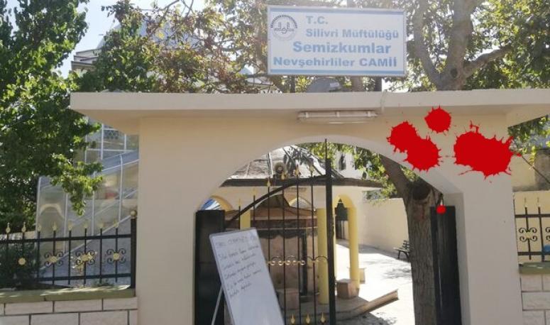 Semizkumlar'daki Cami Mühürlendi