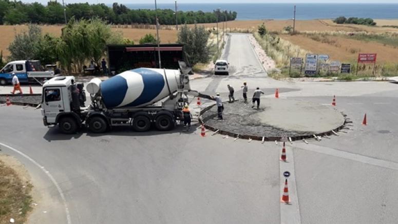 Semizkumlar'da trafiğe düzenleme geliyor
