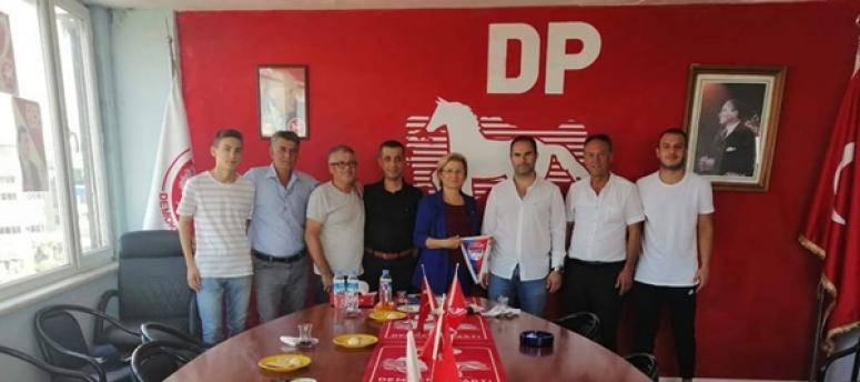 Silivrispor'un ziyaretleri sürüyor