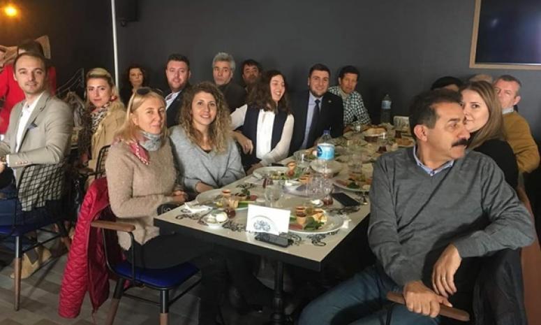 CHP'den ADD'nin Birlik Kahvaltısına Katılım