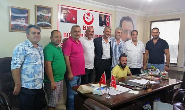 Kancıoğlu Otomotiv'den BBP Silivri'ye ziyaret