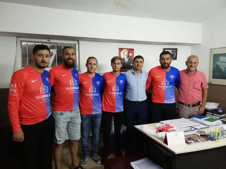 Ortaköyspor'a 5 Yeni İsim Transfer Oldu