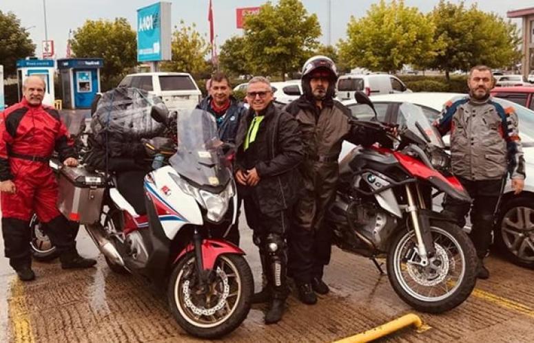 SMK'lılar Büyük Orta Asya Turu'na çıktı