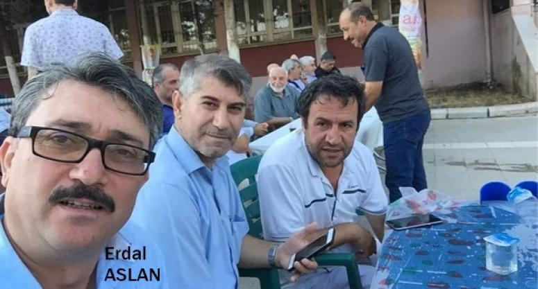 İlçe Milli Eğitim Şube Müdürü Kilis'e Gitti