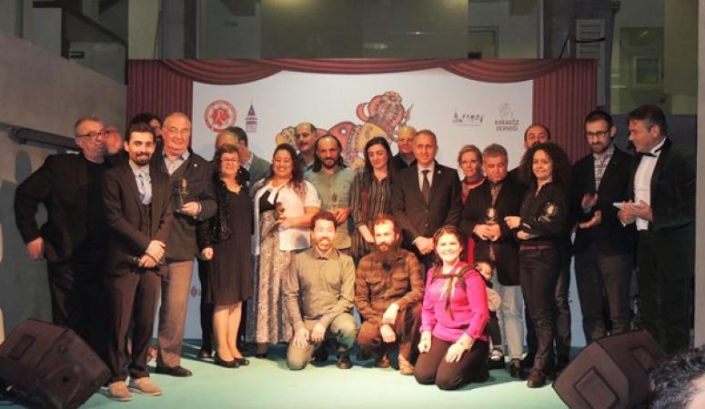 3. İstanbul Karagöz Festivali Ödülleri, sahiplerini buldu