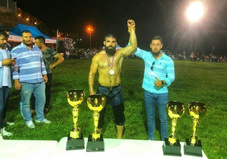 Karabulut'tan bir şampiyonluk daha