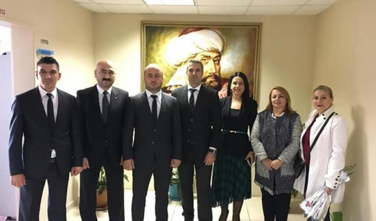 MHP'den, Öğretmenler Günü ziyaretleri