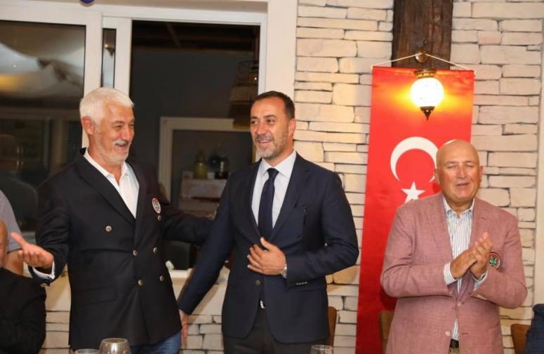 Balkan Senior Golf Şampiyonası Başladı! Başkan Yılmaz, Gala Gecesindeydi