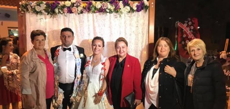 Şenay-Mehmet Çifti, Hayatlarını Birleştirdi