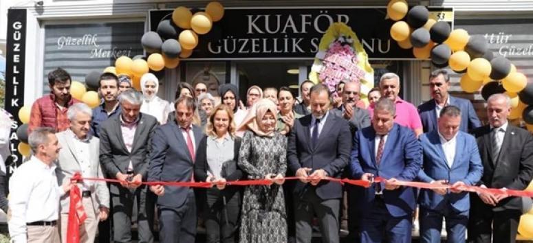 Aysel Kuaför Güzellik Salonu Açıldı!