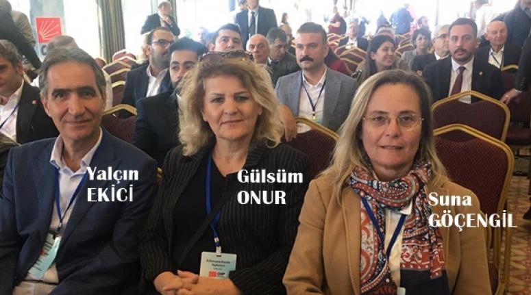 Göçengil, İl Danışma Kurulu toplantısına katıldı