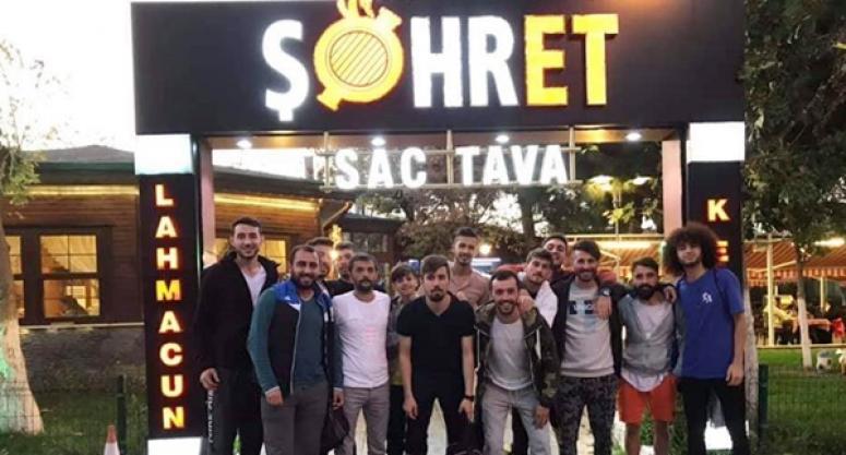Silivrisporlu Başkandan Gazitepespor'a Akşam Yemeği