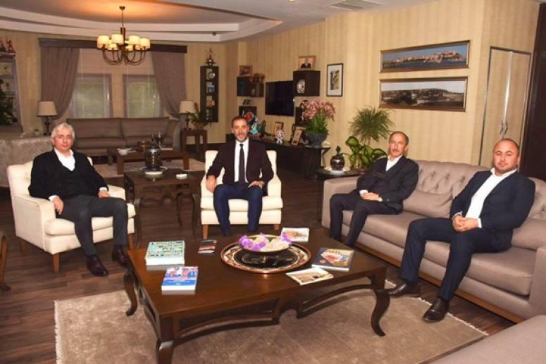 MHP İl Başkanı Silivri'de Partidaşlarıyla Buluştu