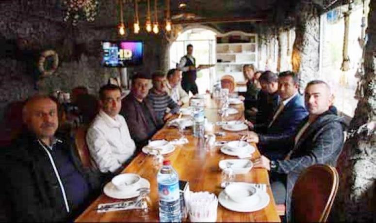 Tokat Yeşilyurt Belediye Başkanı, Silivrispor'u Konuk Etti