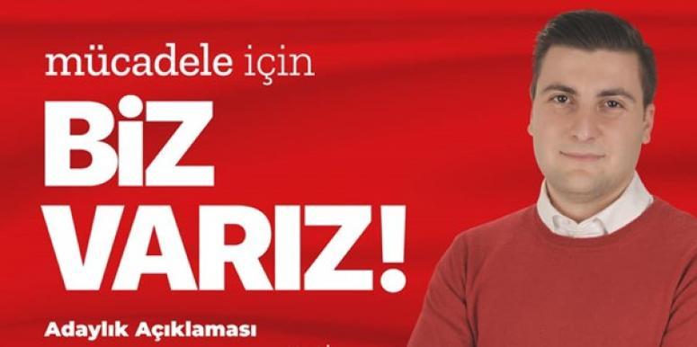 Berker Esen, Cuma Günü Adaylığını Açıklıyor!