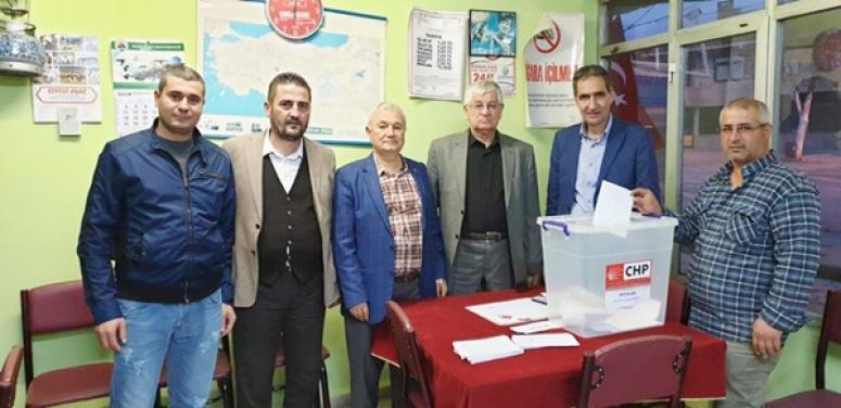 CHP Silivri'nin 3. Gün Delege Seçimi Mesaisi