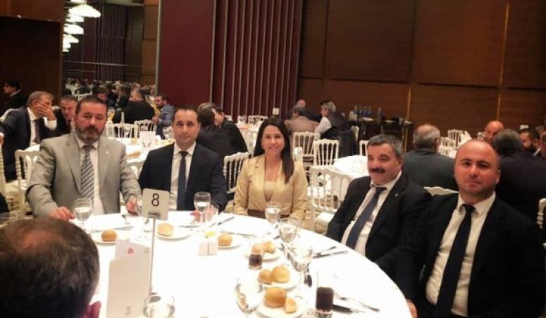 MHP Silivri, İl'in Düzenlediği Cumhuriyet Yemeğine Katıldı