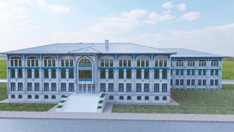 Jandarma Hizmet Binasının Yapı Ruhsatı Onaylandı
