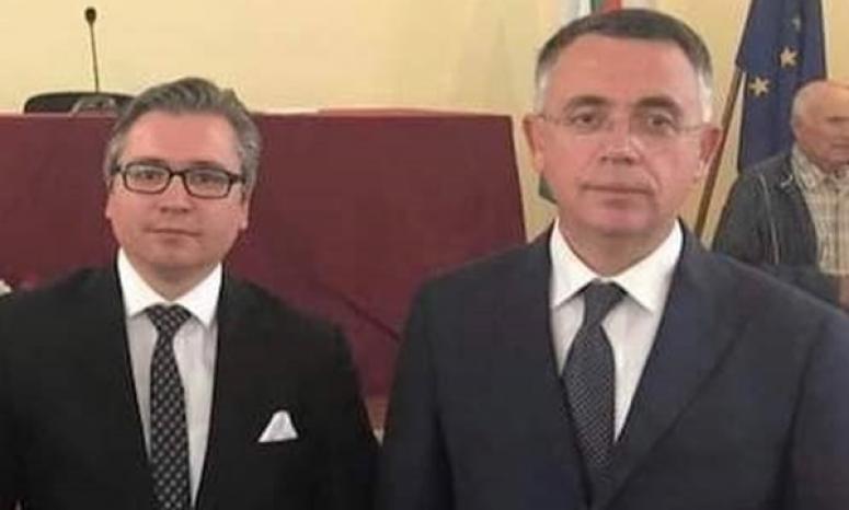 Bulgaristan'da Seçim Kazanan Belediye Başkanına, Bedel'den Başarı Dilekleri