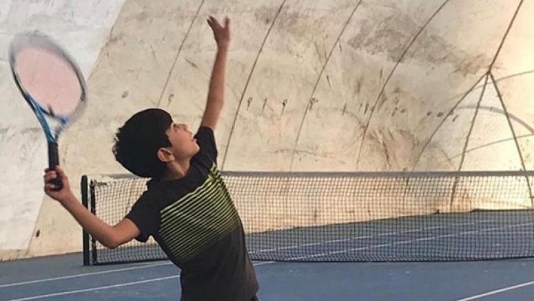 Silivri'ye teniste şampiyonluğu Şenkaya getirdi