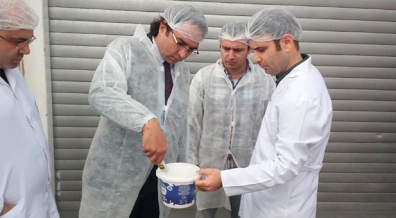 Silivri'de Süt ve Süt Ürünleri, Et ve Et Ürünleri İşletmeleri Denetlendi