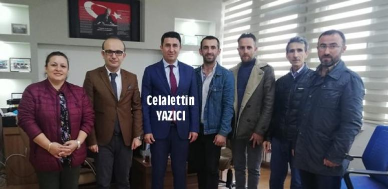 Yazıcı, Selimpaşa'da 24 Kasım Ziyaretleri Gerçekleştirdi