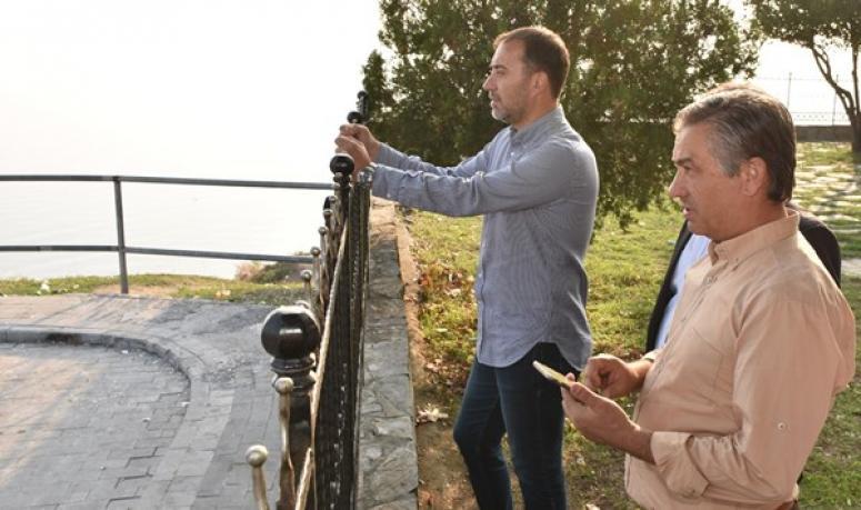 Yılmaz: Kale Park Hak Ettiği Görünüme Kavuşacak