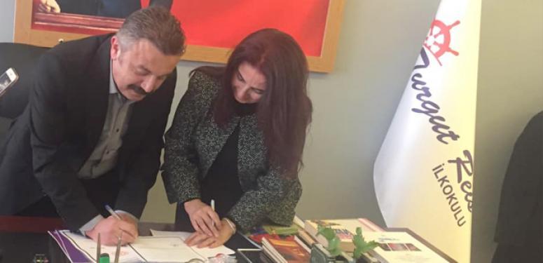 Turgut Reis ve Odak Okulları Protokol İmzaladı