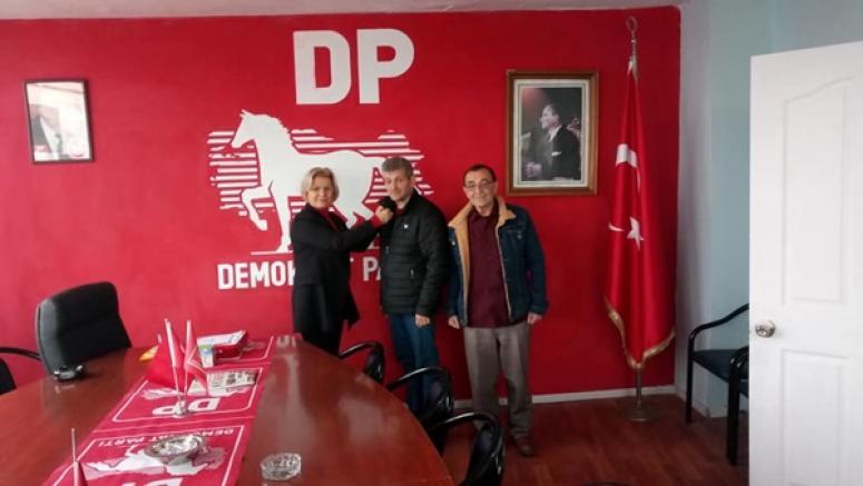DP'ye yeni üye katılımı