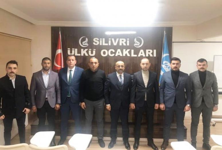 6. Bölge Başkanları Silivri'de Toplandı