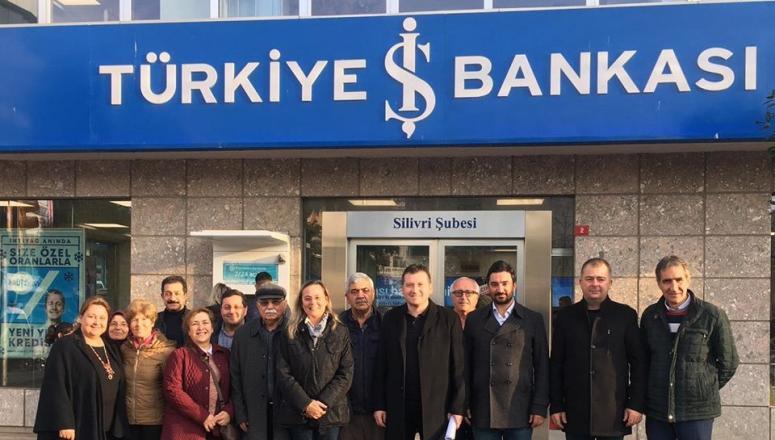 CHP Silivri'den Bağış Kampanyasına Destek
